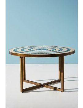 Tangier Indoor/Outdoor Coffee Table by Anthropologie
