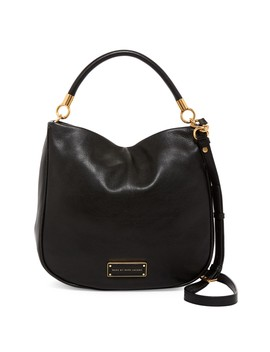 Too Hot To Handle Leather Hobo by Marc By Marc Jacobs