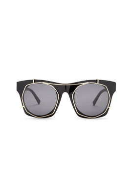 Women's Fashion Acetate Frame Sunglasses by Mcm