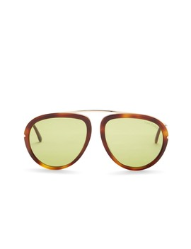 Women's Top Bar Sunglasses by Tom Ford