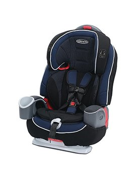Graco Nautilus 65 Lx 3 In 1 Harness, Highback, & Backless Booster Seat, Royalty by Graco