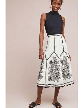 Lazaro Pommed Skirt by Akemi + Kin
