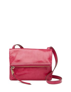 Glade Leather Crossbody Bag by Hobo