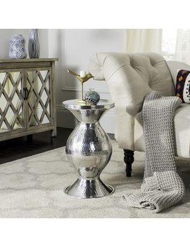 Safavieh Radium Silver Small Table by Safavieh