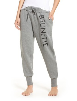 Brunette Jogger Pants by Brunette The Label