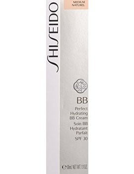 Shiseido Perfect Hydrating Bb Cream Spf 30 For Women, Medium Naturel, 1.1 Ounce by Shiseido
