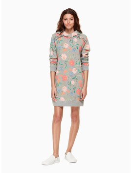 Blossom Sweatshirt Dress by Kate Spade