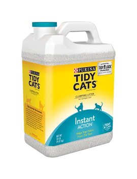 Purina Tidy Cats Instant Action Clumping Cat Litter, 20 Lb. by Purina Tidy Cats