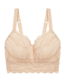 Never Say Never Curvy Sweetie Dd F Stretch Lace Soft Cup Bra by Cosabella