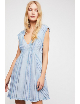 Cactus Flower Mini Dress by Free People