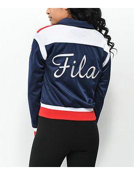Fila Lizzie Track Jacket by Fila