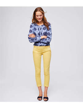 Slim Ankle Chinos by Loft