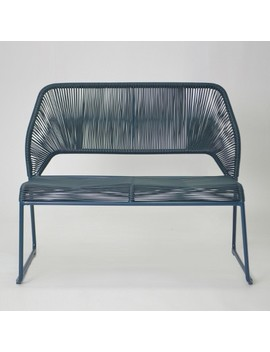 Fisher Patio Bench   Blue   Project 62™ by Shop This Collection