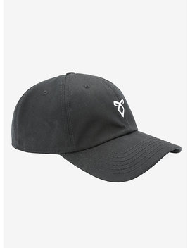Shadowhunters Angelic Power Rune Dad Cap by Hot Topic