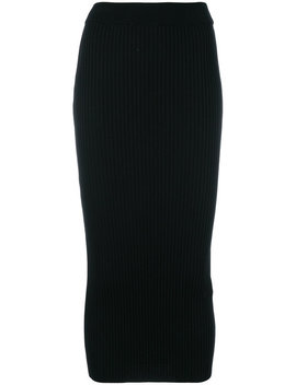 Fitted Midi Skirt by Kenzo