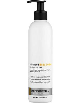 Advanced Body Lotion by Menscience