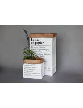 Le Sac En Papier by Etsy