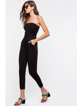 Becca Knit Tube Jumpsuit by A'gaci