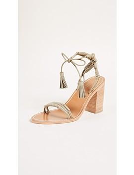 Wrap Weave Heels by Zimmermann