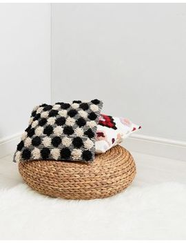 Pimkie Pom Pom Cushion Cover by Pimkie