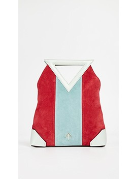 Triangle Strap Tote Bag by Manu Atelier