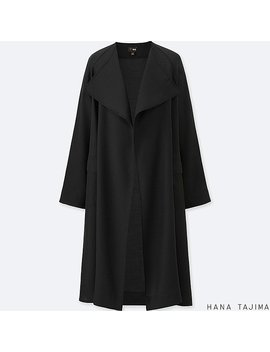 Women Oversize Lightweight Jacket by Uniqlo