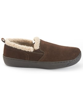 Hideaways By L.B. Evans Roderic Suede Men's Slippers by Kohl's