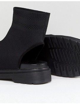 Asos Design Anton Knitted Shoe Boots by Asos Design