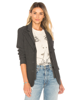 Crown Jewel Pinstripe Jacket by Bailey 44