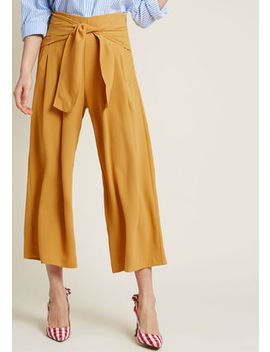 Understated Original Culottes Understated Original Culottes by Modcloth