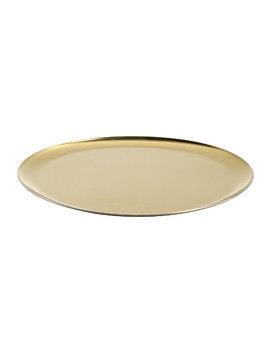 Serving Tray   Gold by Hay