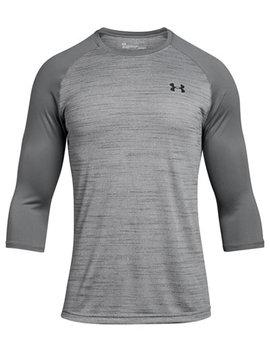 Men's Tech 3/4 Sleeve T Shirt by Under Armour