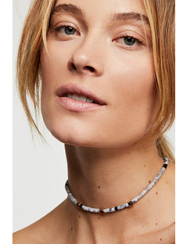 Asbury Beaded Collar by Free People