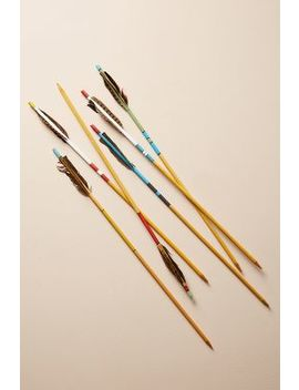 Decorative Arrow Set by Anthropologie