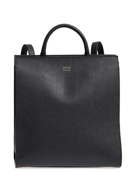 Arc Leather Backpack by Oad New York