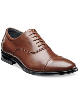 Kordell Cap Toe Oxfords by Stacy Adams