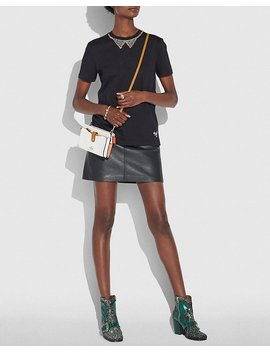 Pop Up Messenger In Colorblock by Coach