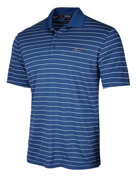 Men's 5 Iron Stripe Polo, Created For Macy's by Greg Norman For Tasso Elba