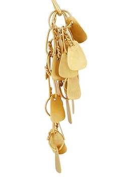 Medium Grappolo Tag Drop Earrings by Eli Halili