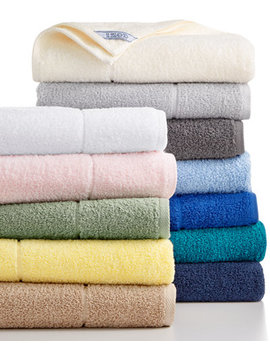 Closeout! Performance Bath Towel Collection, Cotton/Poly, Created For Macy's by Izod