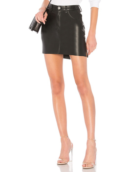 2020 Leather Mini Skirt by One Teaspoon