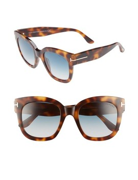 Beatrix 52mm Sunglasses by Tom Ford