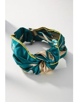 Marin Knot Headband by Jennifer Behr