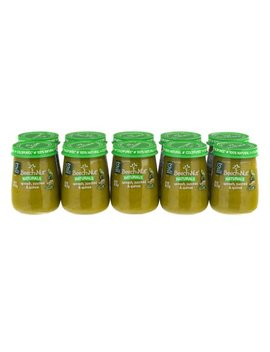 Beech Nut Naturals Stage 3 Spinach, Zucchini & Quinoa   10 Ct by Beech Nut