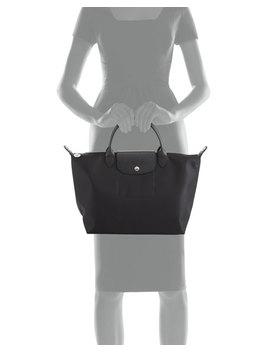 Le Pliage Neo Medium Handbag With Strap by Longchamp