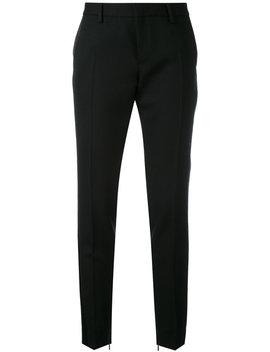 Slim Fit Trousers by Saint Laurent