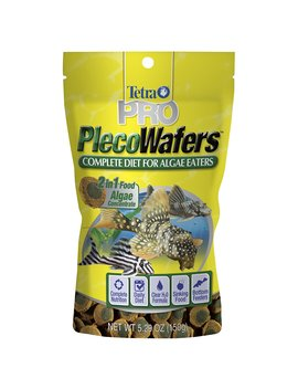 Tetra Veggie Algae Wafers Complete Diet For Algae Eaters by Tetra