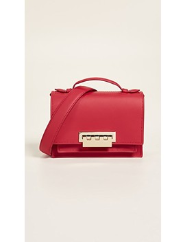 Eartha Iconic Accordion Shoulder Bag by Zac Zac Posen