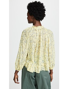 Rosine Blouse by Ulla Johnson