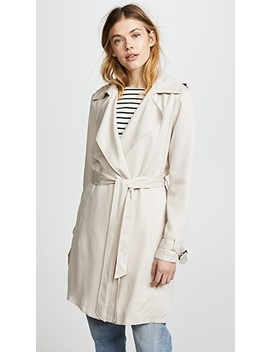 Rocco Trench Coat by Bb Dakota